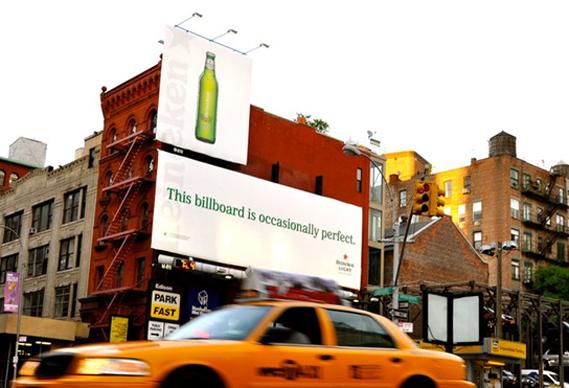 heinekensmall_0.jpg - Heineken Light's 'occasionally perfect' billboard - 3608