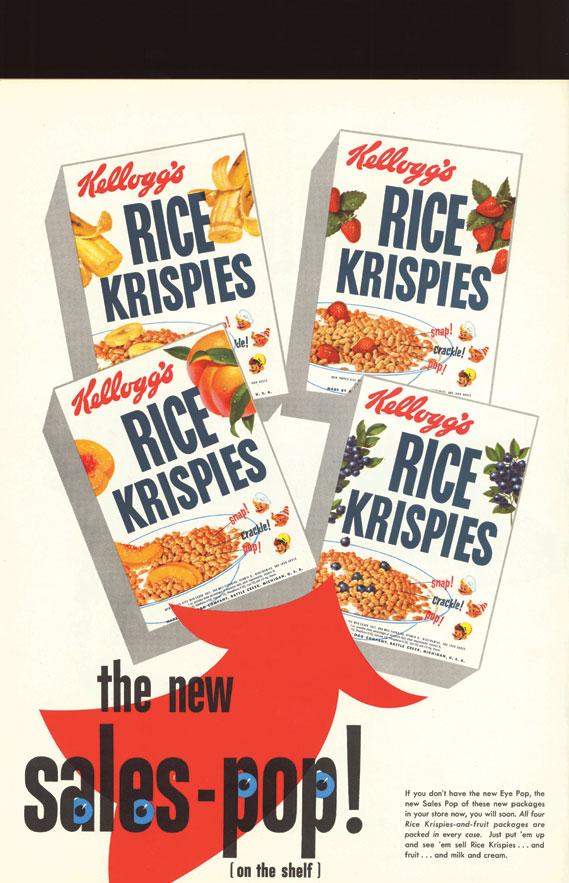 A history of Kellog's Snap! Crackle! Pop! slogan - Creative