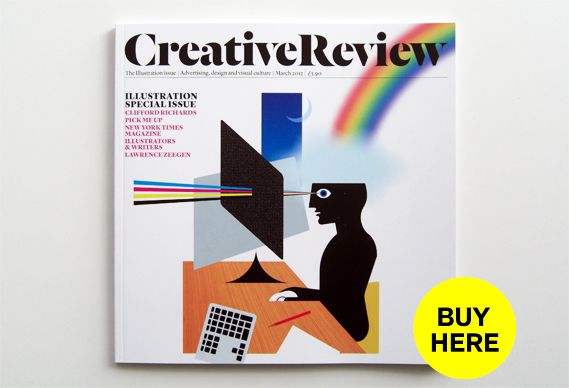 cr march issue illustration special creative review