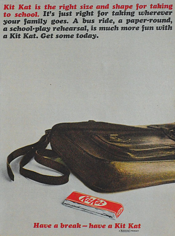 Have A Break Have A Kit Kat Creative Review