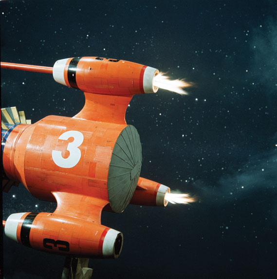 Spaceship Thunderbird 3 (1965)