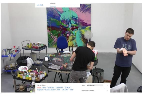 hirstsite388_1.jpg - Live from the studio of Damien Hirst - 4225