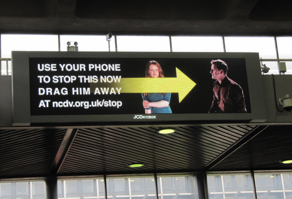 jwtsmall_0.jpg - Interactive billboard asks viewers to 'drag him away' - 4331