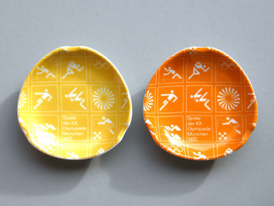 Ashtrays created for the Olympics