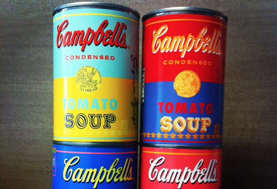 campbells_small_0.jpg - Campbell's Soup releases Warhol special edition cans - 4638