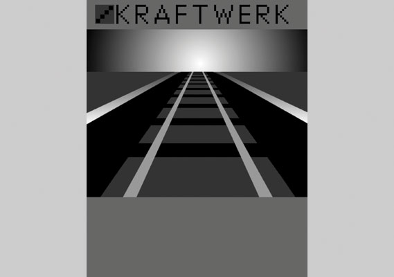 In 1999 Burrill's dreams came true when he and Kip Parker were asked to work on a website for Kraftwerk