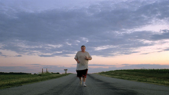 Jogger by W+K Portland - A spot from the 2012 Find Your Greatness campaign, which features an obese teenager running