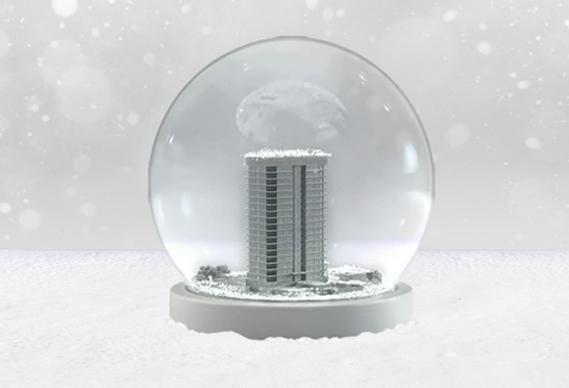bbh_homeforxmas_housingestate_0.jpg - BBH uses 3D printing in Christmas charity appeal - 4984