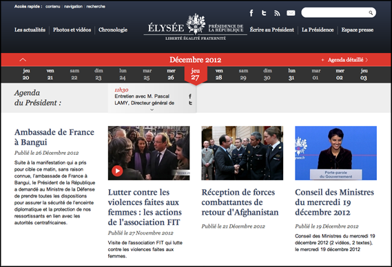 homepage_0.png - New website and logo for Elysée Palace - 4992