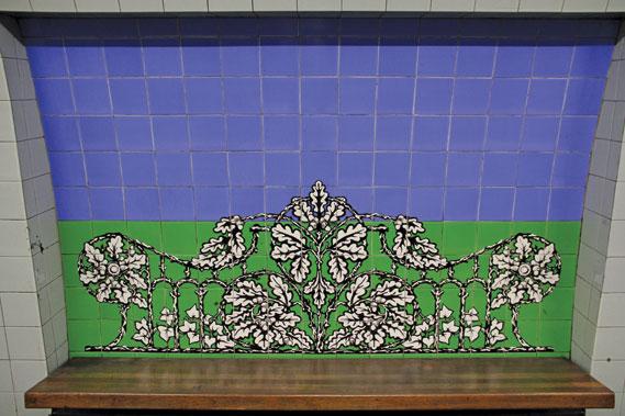 vauxhall_0.jpg - Mosaics, motifs and enamelled steel - 5124