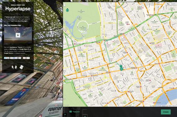 hyperlapse_1_0.jpg - Hyperlapse: instant timelapse films from Google Street View - 5235