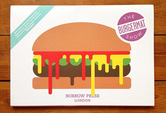 burgermatcover_0 - Burger art - 5469