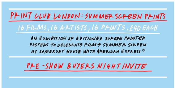 pcsshposterinvite_0.jpg - Print Club London: private view invite - 5427