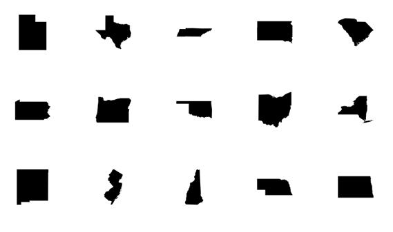 noun_project_us_states_0.jpg - The United Shapes of America - 5588