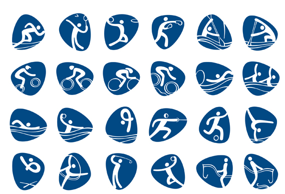 569_detailolympicgrid_0.jpg - Rio 2016 Olympic pictograms unveiled - 5859