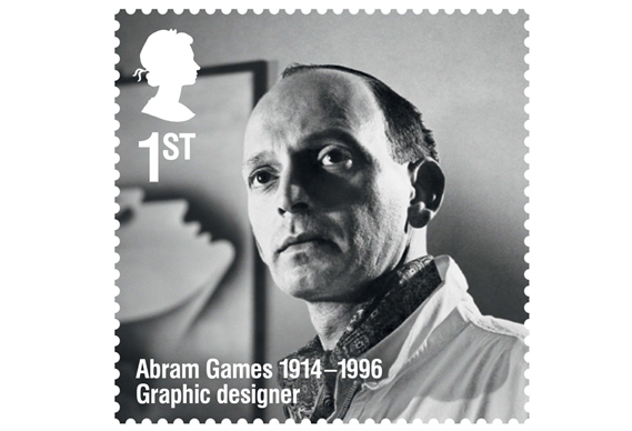 rl_abram_games569_0.jpg - Abram Games features on new Royal Mail stamps - 6260