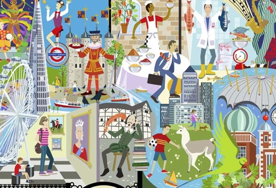 aoltfl388_0.jpg - The Prize for Illustration 2015: London Places and Spaces - 6718