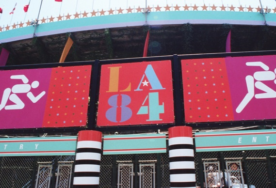 la84388_0.jpg - LA84 celebrated in new Olympic Museum show - 6767