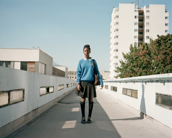 From the series Thamesmead, photographed in September, 2012
