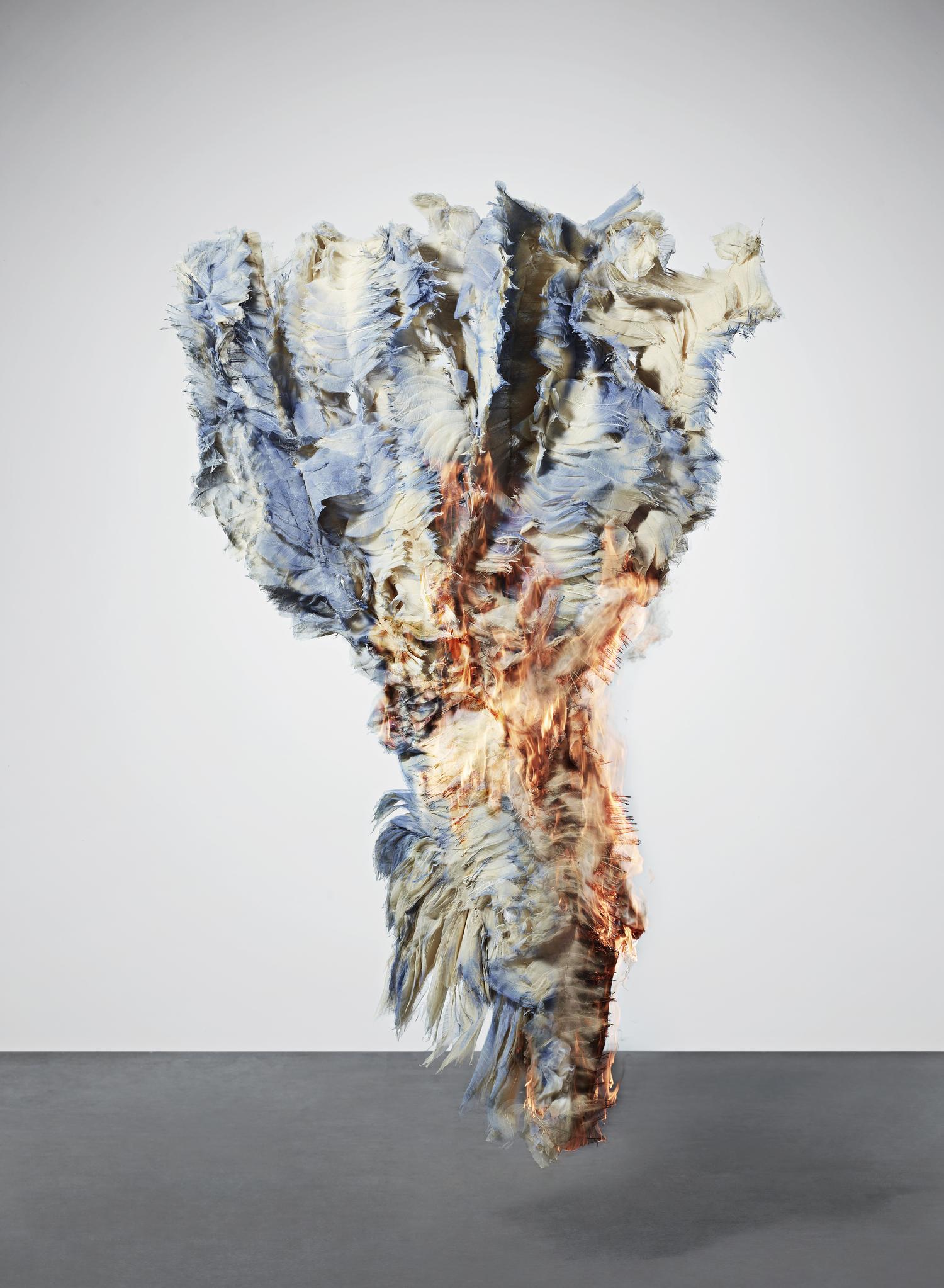 Valediction, a collaboration with photographer Ryan Hopkinson