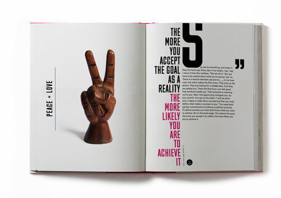 Design Your Life by Vince Frost (spread)