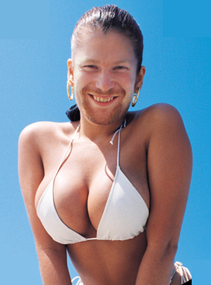 Image used for the cover of Aphex Twin's 1999 single Windowlicker, shot by Chris Cunningham and designed by TDR