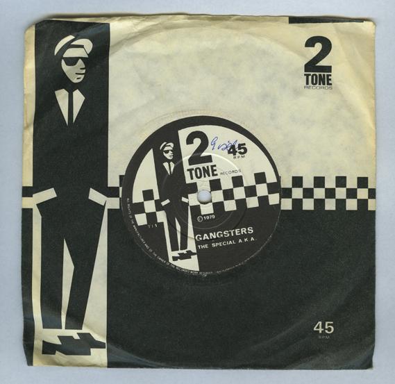 2 Tone record sleeve