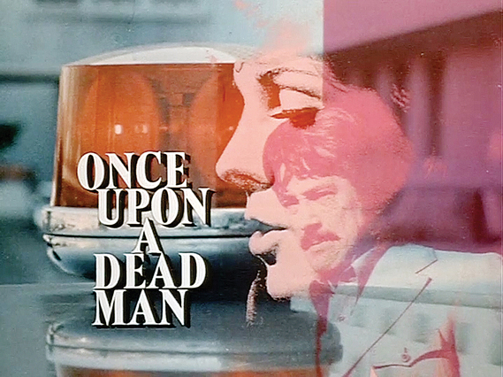 McMillan & Wife TV show opening titles (for first episode Once Upon a Dead Man) designed by Wayne Fitzgerald, 1971