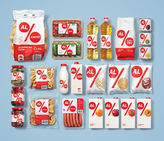 AL Market by Tomatdesign, Russia