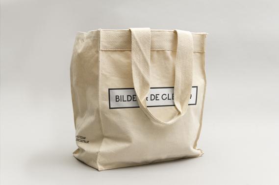 Branded shopping bag