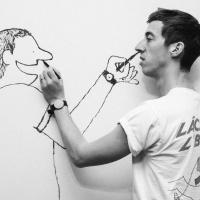 Jean jullien portrait