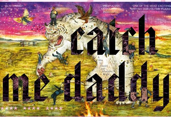cmd388_0.jpg - Catch Me Daddy poster - 7144