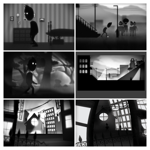 The Boy I Used To Know, created by agency Real Science Communications and production company Finger Industries for drug company Takeda. The film explains the affects of schizophrenia on one family. Animator: Ben Simpkin