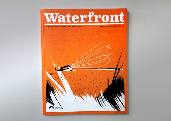 waterfront_cov_0.jpg - Waterfront: a new magazine for the Canal & River Trust - 7338
