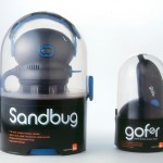 An early HHCD collaboration with industry also saw the development of the Sandbug and Gofer for B&Q. These lightweight power tools were based on ethnographic research with older people. Lead designer: Matthew White