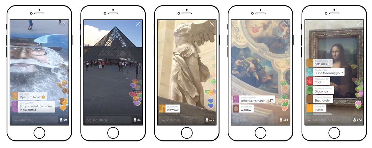 Euro Maestro recently filmed a visit to The Louvre in Paris, taking in some street art, The Winged Victory of Samothrace and the Mona Lisa. He streams daily via @euromaestro