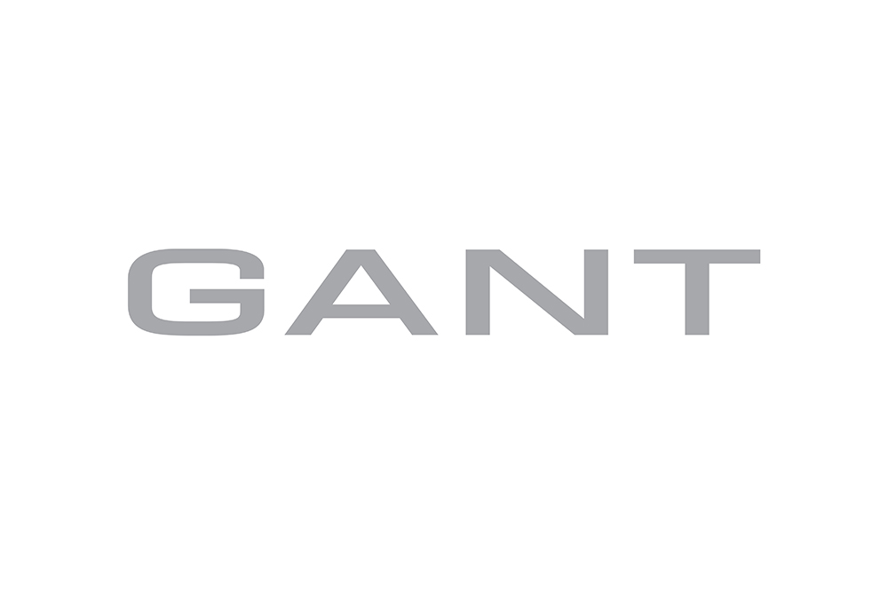 Gant logo before redesign