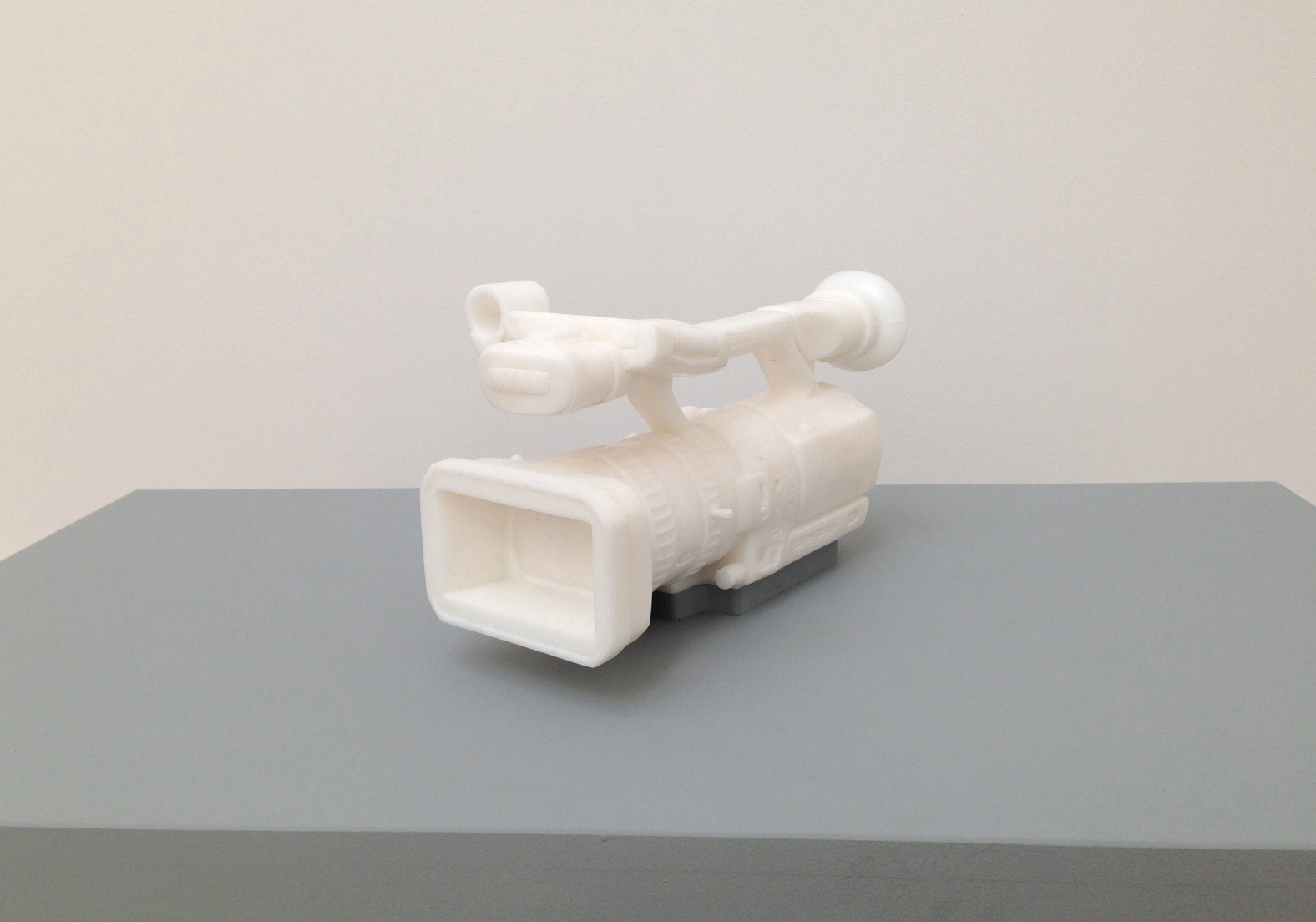Video Recorder, 2010. Marble