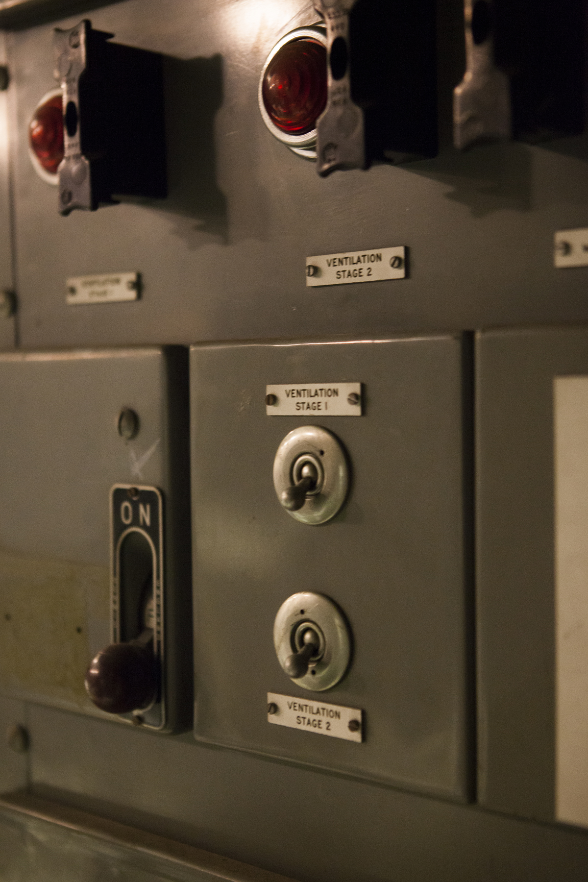 Inside the ventilation room at the Southbank Centre, photo: © Sophia Schorr-Kon, courtesy National Trust
