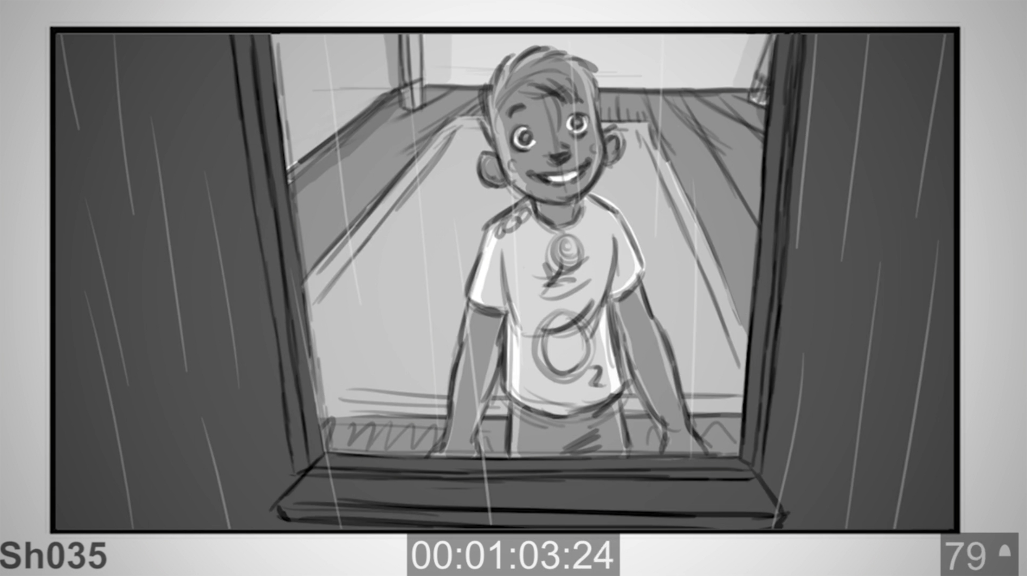 From the O2 animatic
