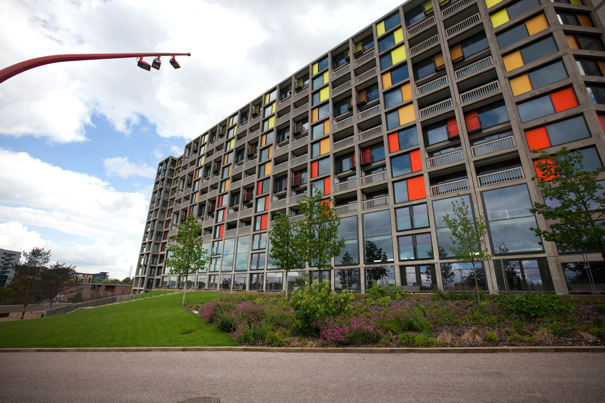 Park Hill, Sheffield. Photo: © Urban Splash