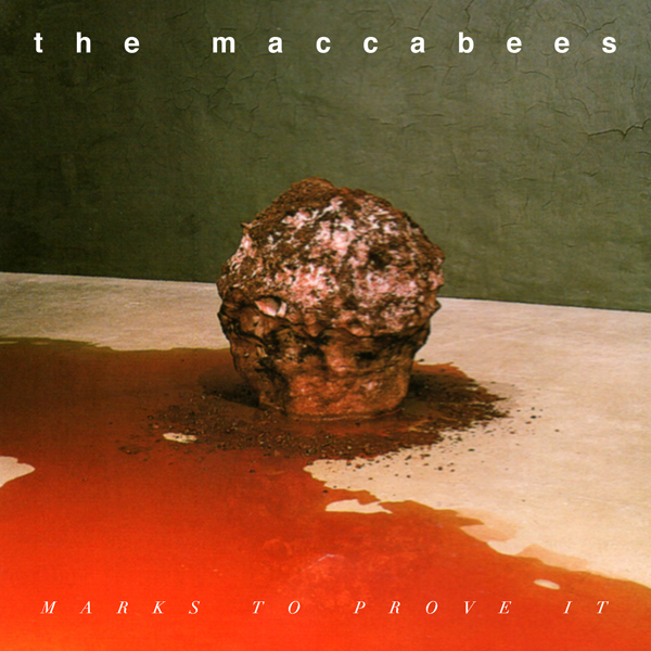 The Maccabees_Marks To Prove It_single artwork