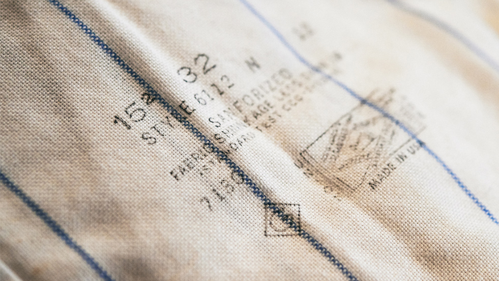 The 'G' monogram as used on shirts manufactured by Gant for others