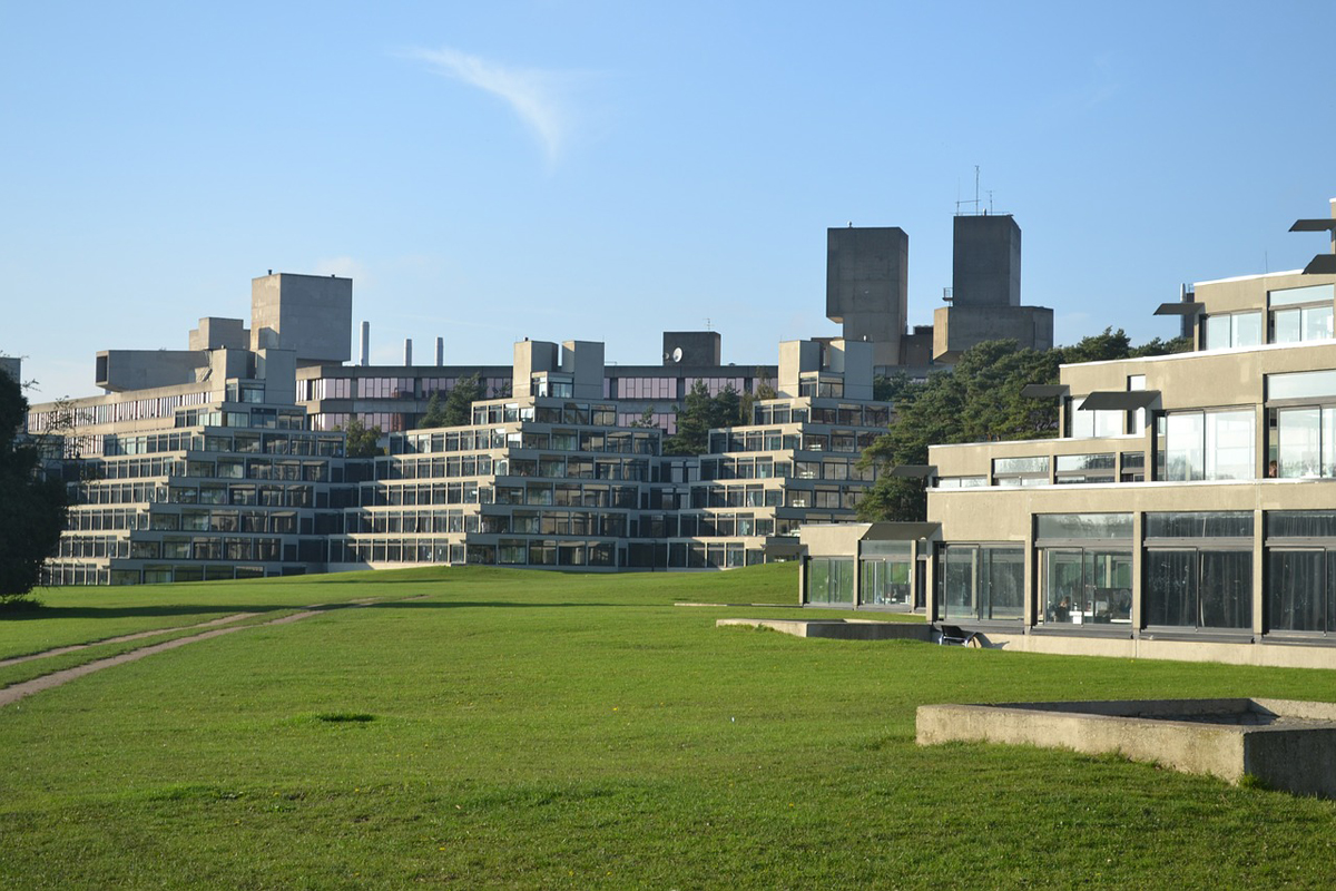 The University of East Anglia, photo: © Geoff Markham