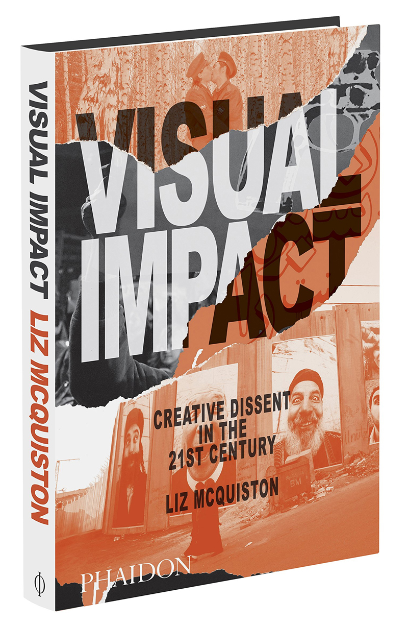 Cover of Visual Impact (Phaidon, 2015)