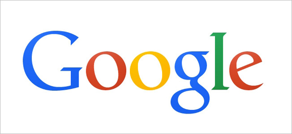 Google's previous logo