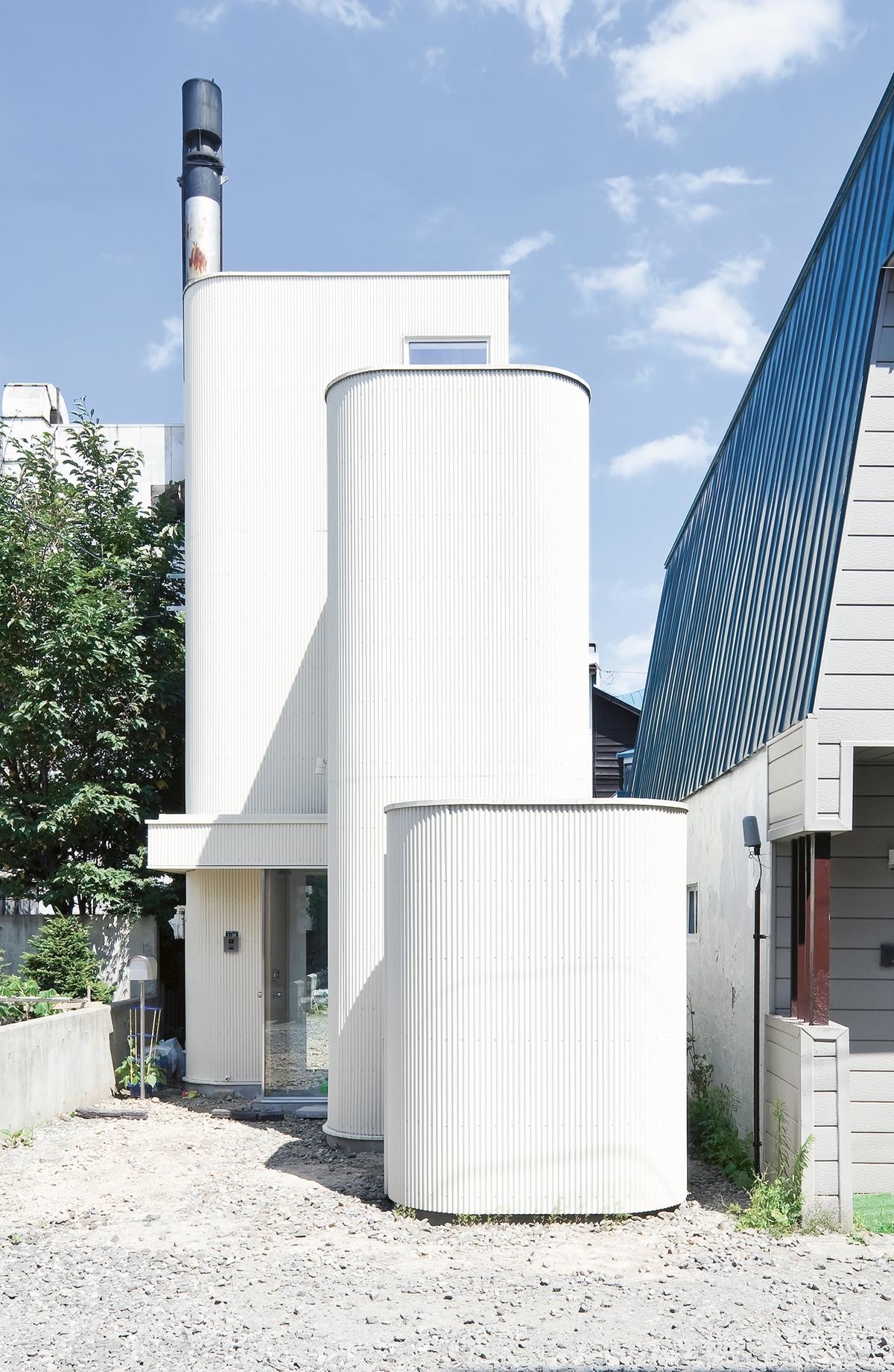 House of Density, Jun Igarashi, 2013, Sapporo, Hokkaido Prefecture.Photo: Sergio Pirrone