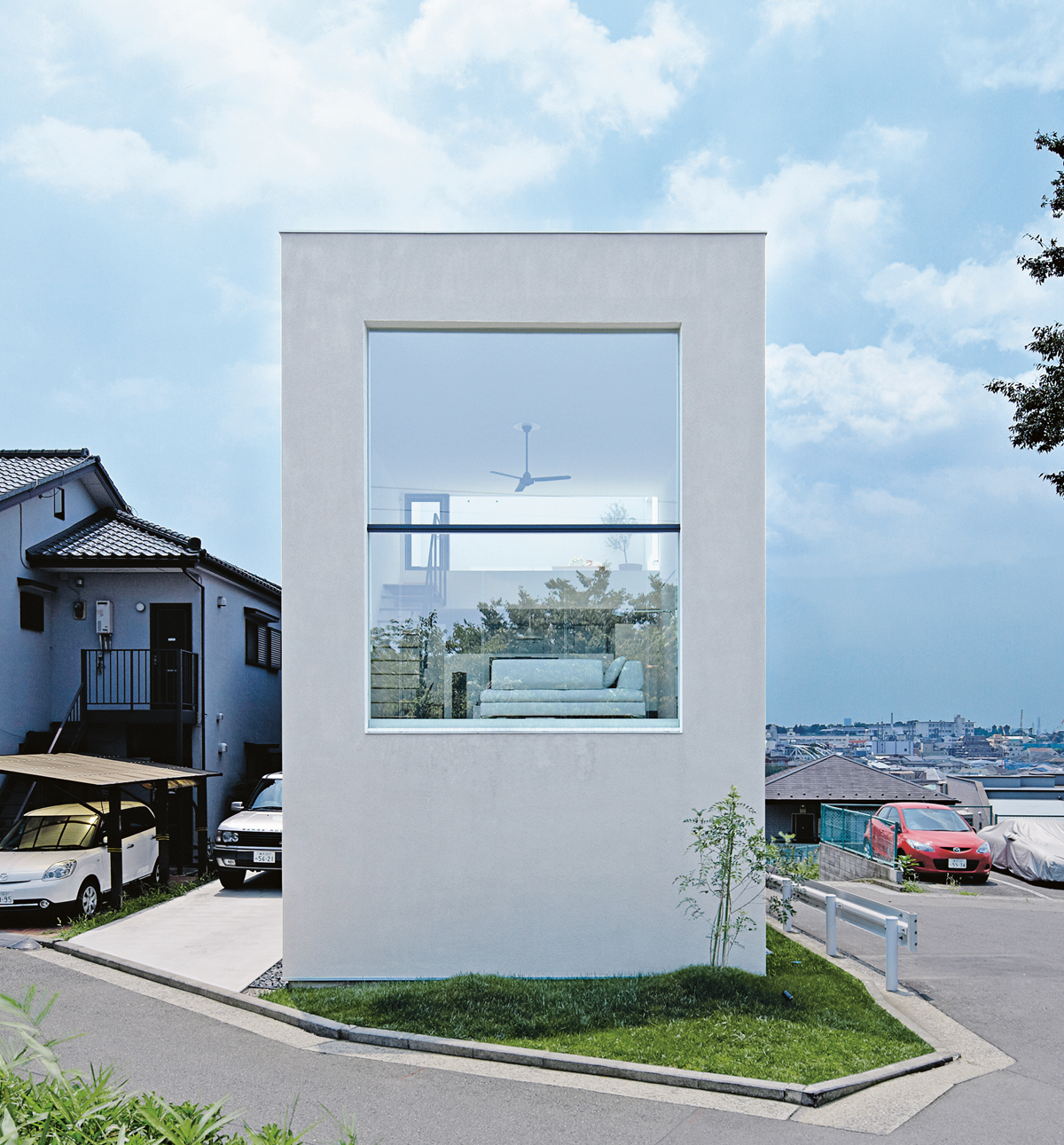 Live small japanese housing design creative review