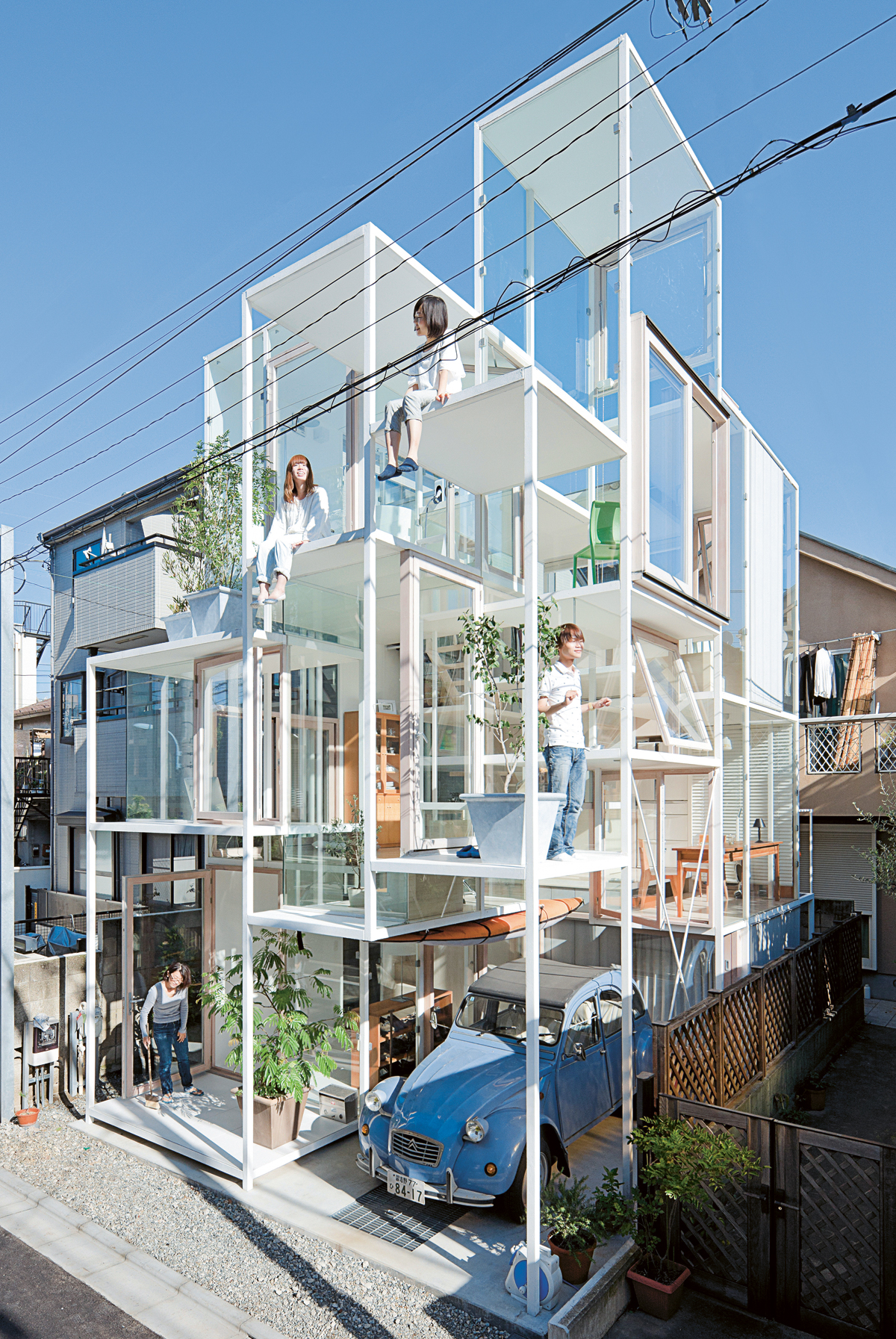 Tremendous Live Small Japanese Housing Design Creative Review Largest Home Design Picture Inspirations Pitcheantrous