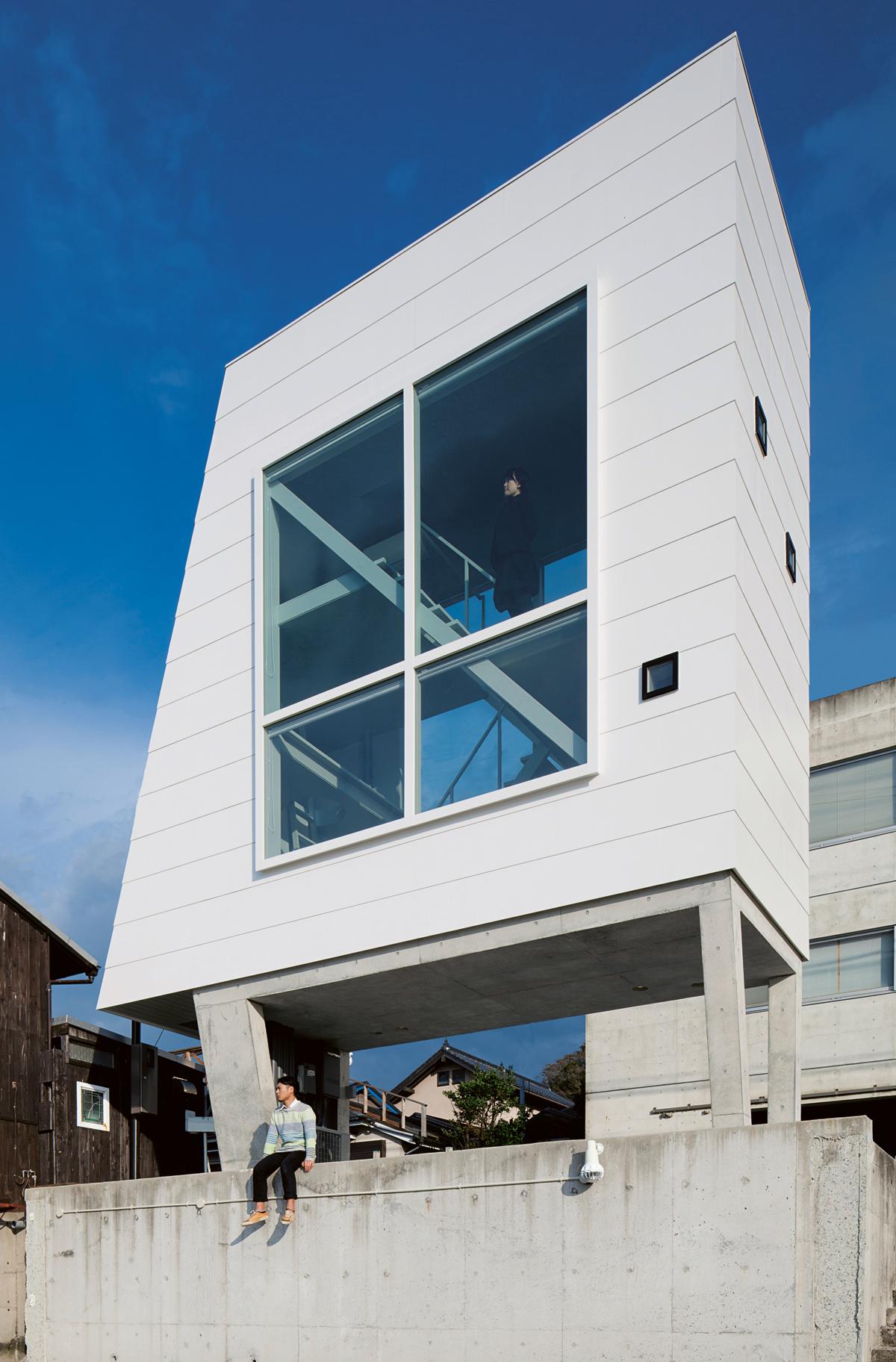 Window House, Yasutaka Yoshimura, 2013, Miura, Kanagawa Prefecture